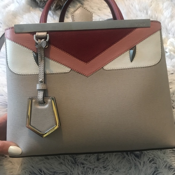 Fendi Bags   2 Jours Monster Bag Bug Style   Poshmark 37463fee14